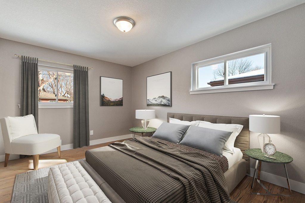 master bedroom 2 after
