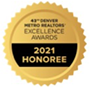 2021 DMAR Excellence Honoree